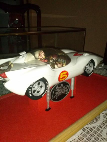 Carro Miniatura Speed Racer Escala 1:16