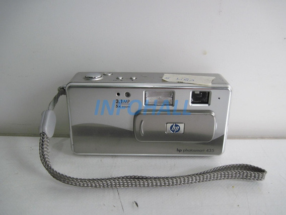 Câmera Digital Hp Photosmart 435 3.1mp Defeito