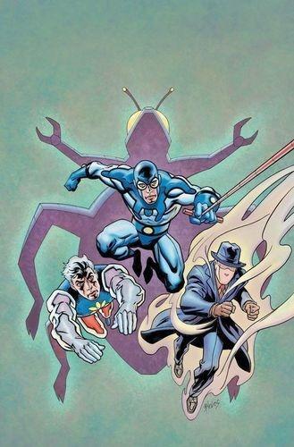 Convergence Blue Beetle N°01