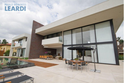 Casa Em Condomínio Alphaville - Barueri - Ref: 464030
