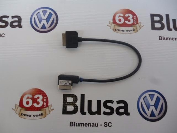 Cabo Vw Para iPhone 3/4 E 4s 5n0035554k