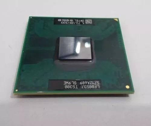 Processador Intel Core 2 Duo 1.73ghz/2m/533mhz T5300
