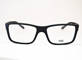 a3ca4ec2e Armação Para Óculos De Grau Masculina Hb Polytech M 93024