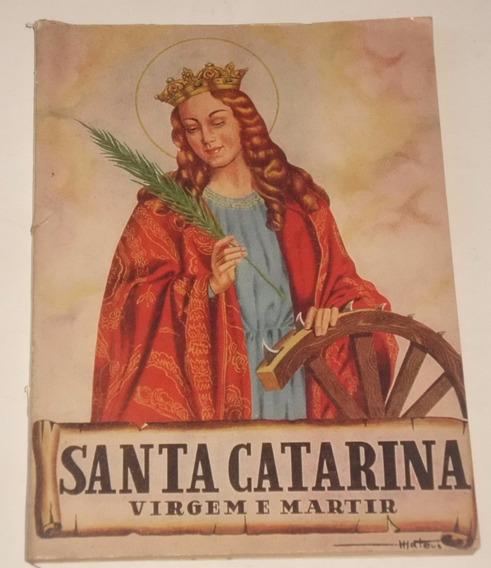 Livro Santa Catarina - Ed. Prelúdio - 1961