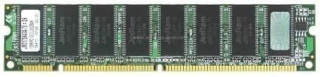 Memoria Ram Sdram Dimm Para Pc 168 Pines 16-32-64-128-256 Mb