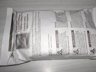Cartucho Contra Vapores Organicos 6001 3m Repuesto Mascarill