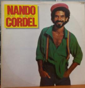 Nando Cordel - Folia Brasileira - 1987 (lp)