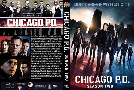 Chicago P.d. Dublado Dvd