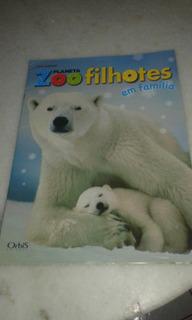 Álbum Planeta Zoo Filhotes Completo Figurinhas Para Colar 2