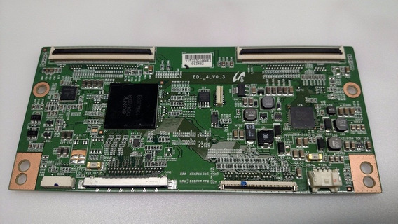 Placa Tcon Sony Kdl-40ex725 Edl_4lv0.3