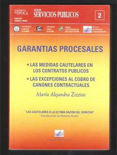 L4171. Garantías Procesales. Serie Servicios Públicos 2