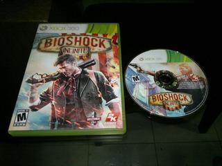 Bioshock Infinite Para Xbox 360,excelente Titulo,checalo