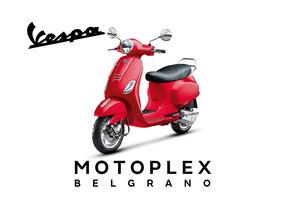 Vespa Vxl 150 Motoplex Belgrano