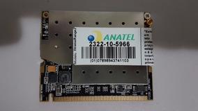 Cartão Pci Xr2 600mw 2.4ghz (pig Tail Grátis)