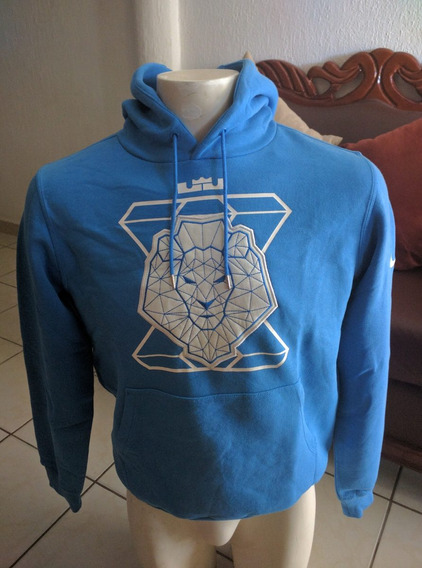 Exclusivo Hoodie Nike Lebron James Lion Mvp S