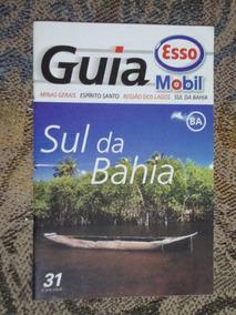 Fascículo - Guia Esso Mobil - Sul Da Bahia