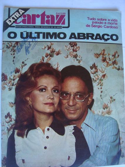 Revista Cartaz 25 Ag 72 Cardoso Dorinha Duval Paulo Gracindo