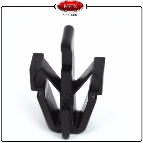 (10 Peças) Presilhas Grade Do Radiador Mitsubishi L200 Paje