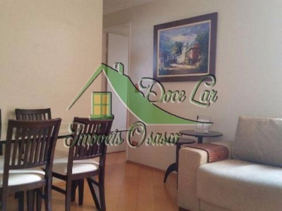 Ótimo Apartamento, Condomínio Parque Buena Vista, Osasco.