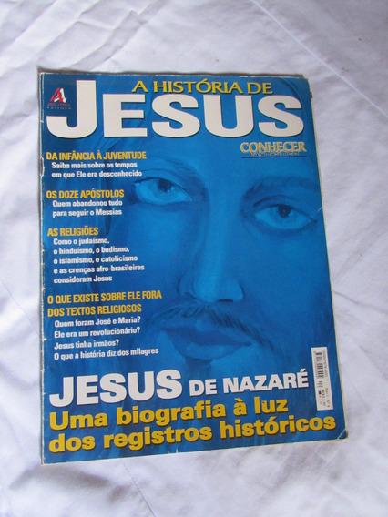 Revista A História De Jesus N° 4