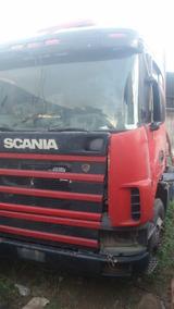 Cabine Scania Volvo Mercedes Vw Peças Para Caminhões Usadas