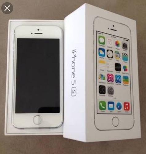 Imagem 1 de 1 de iPhone 5s 32 Gb Branco Com Prata