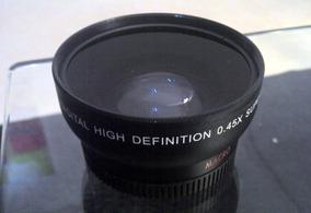 Kit Grande Angular E Macro 52mm Hd 0.45x
