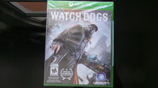 Watch Dogs Xbox One Nuevo Sellado