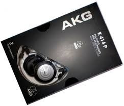 Fone Headphone Profissional Akg K414 P Original