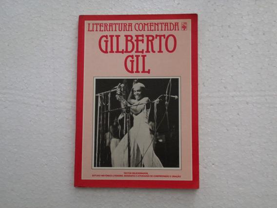 Gilberto Gil - Literatura Comentada - Livro, Edição 1982
