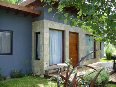 Casa Con Pileta En Las Gaviotas (mar Azul)