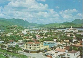 Sfi-2623 - Postal São Fidelis, R J - Vista Parcial Da Cidade