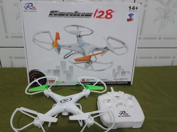 Drone Retorno Automatico Headless Câmera Wifi Tempo Real
