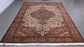 Tapete Persa Esfahan Isfahan 50raj Fino 3x2m 2x3m Tpo Tabriz