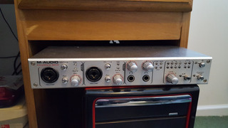 Placa M-audio Firewire 1814