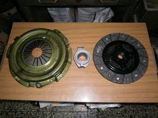 Embrague De Renault Trafic / Renault 18 Diesel Con Ruleman