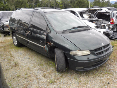 Sucata Chrysler Grand Caravan 3.8l 1998