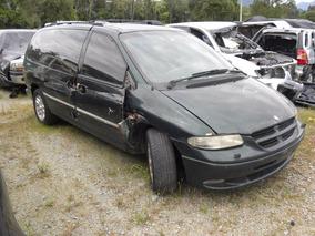 Sucata Chrysler Grand Caravan Xl 1998