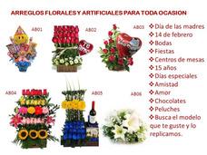 Arreglos De Flores Naturales, Arreglos De Globos, Decoideas