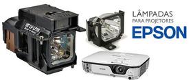 Lâmpadas Para Projetor Epson S8+/ S10+/ S12+/ X14