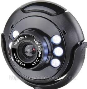 Multilaser Webcam Night Vision 16.0megapixel (interpolados)