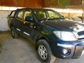 Toyota Hilux Sw4 4x4 Cabina Doble Dx 2.5 Td 2010 Con Jaula