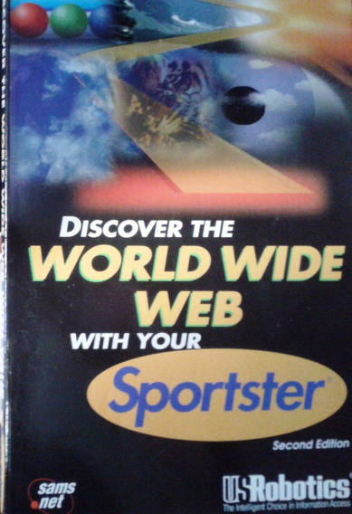 Livro Discover The World Wide Web With Your Sportster