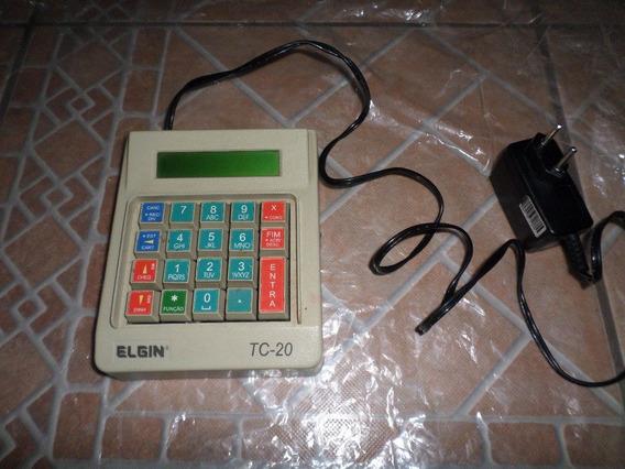 Teclado Elgin Tc-20 Usado