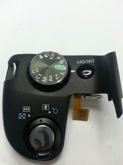 Circuito Do Disparo/liga Canon Sx50hs ( Usado )