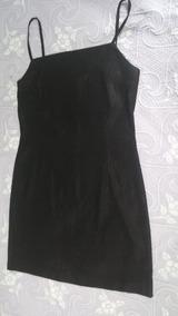 Vestido Preto Plus Size Tam 46