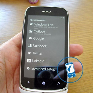 Nokia Lumina 610 Telcel Windows 8.1 Funcionando Al 100