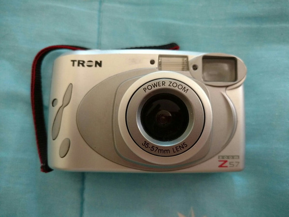 Máquina Fotográfica Tron