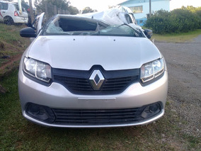 Sucata Renault Logan 2014 1.0 16v Flex - Rs Peças