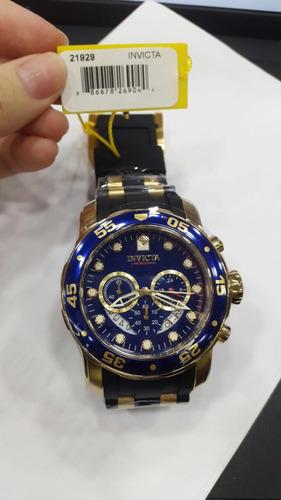 Relógio Invicta Pro Driver (original Eua)